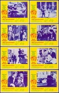 """Movie Posters:Comedy, The Producers (Embassy, 1967). Lobby Card Set of 8 (11"""" X 14"""").Comedy.. ... (Total: 8 Items)"""