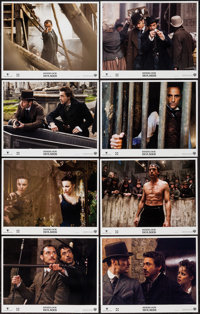 "Sherlock Holmes (Warner Brothers, 2009). International Lobby Card Set of 8 (11"" X 14""). Mystery. ... (Total: 8..."