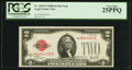 Small Size:Legal Tender Notes, Fr. 1503* $2 1928B Legal Tender Note. PCGS Very Fine 25PPQ.. ...