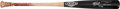 Baseball Collectibles:Bats, 2013 Mike Trout Game Used Bat with Trout Letter, PSA/DNA GU 10....