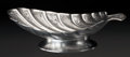 Silver Holloware, American:Other , A WHITING SILVER SPOON REST, New York, New York, circa 1900. Marks:(W-griffin), STERLING, 369A. 1-1/2 inches high (...