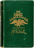 Books:Americana & American History, [Almanac] George Cruikshank, illustrator. The ComicAlmanack. Second Series, 1844-1853. London: Chatto and Windus,[...