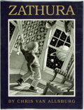 Books:Children's Books, Chris Van Allsburg. SIGNED. Zathura. Boston: HoughtonMifflin, 2002. First edition. Signed by the author. Publis...