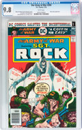 Bronze Age (1970-1979):War, Our Army at War #294 (DC, 1976) CGC NM/MT 9.8 White pages....
