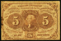 Fractional Currency:First Issue, Fr. 1230 5¢ First Issue Very Good-Fine.. ...