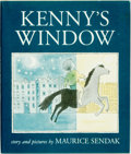 Books:Children's Books, [Featured Lot] Maurice Sendak. SIGNED. Kenny's Window. NewYork: Harper Collins, [1984]. Later edition. Signed by ...