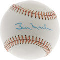 Autographs:Baseballs, Exceptional Billy Martin Single Signed Baseball. You might need toshade your eyes against the intense glare coming off thi...