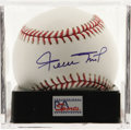 "Autographs:Baseballs, Willie Mays Single Signed Baseballs Lot of 12, PSA Mint+ 9.5 .Dealers and investors alike are certain to say ""Hey!"" when t...(Total: 12 Items)"