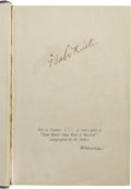 Autographs:Others, 1928 Babe Ruth Limited Edition Signed Book. The Bambino's fame wasnever greater than at the time this autobiography was re...
