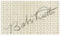 Autographs:Others, 1929 Babe Ruth Signed World Series (Chicago) Program. The mightypower of Connie Mack's 1929 Athletics put the Babe in the ...