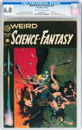 Golden Age (1938-1955):Science Fiction, Weird Science-Fantasy #29 (EC, 1955) CGC FN 6.0 Off-white to whitepages....