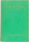 Books:Americana & American History, Harry Worcester Smith. Life and Sport in Aiken. New York:The Derrydale Press, [1935]. Limited edition. Octavo. Edit...