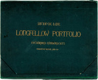 [Featured Lot] [Henry Wadsworth Longfellow] Longfellow Portfolio, Being a Selection of Seven