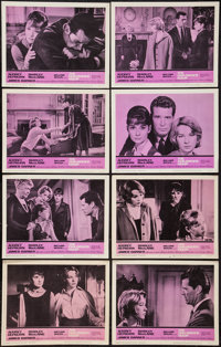 "The Children's Hour & Others Lot (United Artists, 1962). Lobby Card Set of 8 & Lobby Cards (7) (11""..."