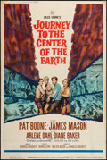 "Movie Posters:Science Fiction, Journey to the Center of the Earth (20th Century Fox, 1959). Poster(40"" X 60"") Style Y. Science Fiction.. ..."