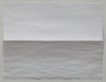 Post-War & Contemporary:Sculpture, TOM FRIEDMAN (American, b. 1965). Untitled (Seascape), 2012.Paper. 8-1/2 x 11 inches (21.6 x 27.9 cm). ...