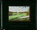 "Golf Collectibles:Autographs, 1997 George Muller Signed ""Fine Art of Georgia's Fairways"" SubaruSarazen World Open Book...."