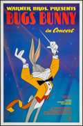"""Movie Posters:Animation, Bugs Bunny in Concert (Warner Brothers, 1990). One Sheet (27"""" X 41""""). Animation.. ..."""