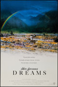 "Movie Posters:Foreign, Akira Kurosawa's Dreams (Warner Brothers, 1990). One Sheet (27"" X 40"") SS Advance. Foreign.. ..."