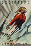 """Movie Posters:Action, The Rocketeer (Walt Disney Pictures, 1991). One Sheet (27"""" X 40"""")DS Advance. Action.. ..."""
