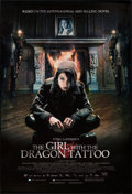 "Movie Posters:Crime, The Girl with the Dragon Tattoo (Nordisk Film, 2009). One Sheet (27"" X 40"") DS. Crime.. ..."