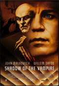 """Movie Posters:Horror, Shadow of the Vampire & Others Lot (Lions Gate, 2000). One Sheets (3) (27"""" X 40"""" & 27"""" X 41""""). Horror.. ... (Total: 2 Items)"""