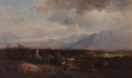 Fine Art - Painting, American:Antique  (Pre 1900), HERMAN FUECHSEL (American, 1833-1915). In the WhiteMountains, 1876-81. Oil on canvas. 24 x 40 inches (61.0 x 101.6cm)...