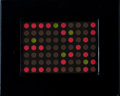 Post-War & Contemporary:Contemporary, JENNY HOLZER (American, b. 1950). Untitled (from Truisms),1996. Miniature electronic LED sign with diodes in colors. 2 ...