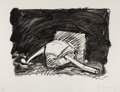 Prints, CLAES OLDENBURG (American, b. 1929). Soft Pencil Sharpener, 1989. Lithograph in colors . 31-1/2 x 41-1/4 inches (80.0 x ...