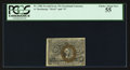 Fractional Currency:Second Issue, Fr. 1286 25¢ Second Issue PCGS Choice About New 55.. ...