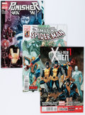 Modern Age (1980-Present):Miscellaneous, Marvel Modern Age Short Box Group (Marvel, 2012-13) Condition: Average NM-....