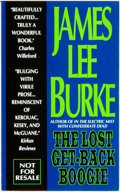 Books:Mystery & Detective Fiction, James Lee Burke. The Lost Get-Back Boogie. New York: HenryHolt, [1987]. Mass market paperback. Original wrappers. S...