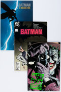 Modern Age (1980-Present):Superhero, Batman-Related Box Lot (DC, 1978-92) Condition: Average NM-....(Total: 2 Box Lots)