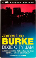 Books:Mystery & Detective Fiction, James Lee Burke. Dixie City Jam. Phoenix, [1996]. Massmarket paperback. Original wrappers. Some edgewear. Very good...