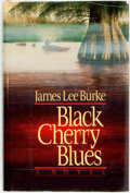 Books:Mystery & Detective Fiction, James Lee Burke. Black Cherry Blues. Little, Brown, [1989]. First edition. Publisher's binding and original dust jac...