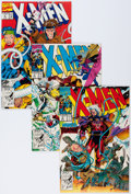 Modern Age (1980-Present):Superhero, DC/Marvel Modern Comics Box Lot (DC/Marvel, 1989-92) Condition:Average NM-....