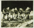 Hockey Cards:Lots, 1933-34 New York Rangers Stars Signed Large Photograph . We'd bethrilled with just the photograph alone, a massive for the...