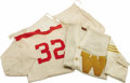 Football Collectibles:Others, Early 1940's Tony Gallovich Collection of Football Memorabilia. Vast and varied assortment of early gridiron material comes...