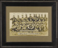 Baseball Cards:Singles (Pre-1930), 1913 Chicago Cubs Fatima Premium. Tobacco card collecting doesn'tget much more challenging than the pursuit of the majesti...