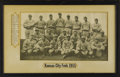 Baseball Collectibles:Others, 1915 Kansas City Federal League Team Photograph. Unknown largepremium photograph is likely the only one of its kind left o...
