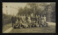 Baseball Collectibles:Photos, 1925 Washington Senators Visit White House Tremendous Photograph.Like the 1924 large photo of the Senators visiting the Wh...