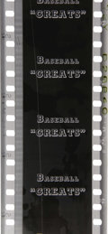 "Baseball Collectibles:Others, Circa 1935 Lou Gehrig ""Slugging & First Base Play"" Movie Film.Bring the Iron Horse to life in your living room as you watc..."