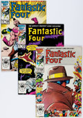 Modern Age (1980-Present):Superhero, Fantastic Four #296-400 Group (Marvel, 1986-96) Condition: AverageNM-.... (Total: 105 Comic Books)