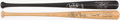 Baseball Collectibles:Bats, Willie Mays and Reggie Jackson Signed Bats Lot of 2....