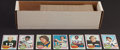 Football Cards:Sets, 1976 Topps Football Near Complete Set....
