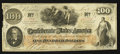 Confederate Notes:1862 Issues, T41 $100 1862 PF-11 Cr 319A.. ...