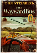 Books:Literature 1900-up, John Steinbeck. The Wayward Bus. New York: The Viking Press,1947. First edition. Publisher's pictorial cloth bindin...