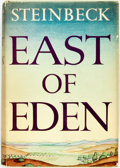 Books:Literature 1900-up, John Steinbeck. East of Eden. New York: The Viking Press,1952. First edition. Publisher's cloth binding and origina...