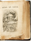 Books:Music & Sheet Music, [Slave Songs]. Gems of Songs. A Selection of the Most PopularSongs, Glees, Duetts, Choruses, &C. Also a Great Varietyo...