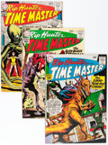 Silver Age (1956-1969):Science Fiction, Rip Hunter... Time Master #1-5 Group (DC, 1961-62).... (Total: 6 Comic Books)